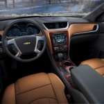 Chevrolet Traverse facelift 2012 03