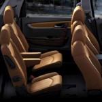 Chevrolet Traverse facelift 2012 05