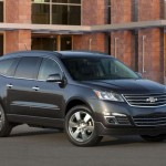 Chevrolet Traverse facelift 2012 09