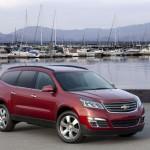 Chevrolet Traverse facelift 2012 10