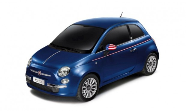 """Fiat 500 America y 500 """"Color Therapy"""", Salón de Ginebra"""