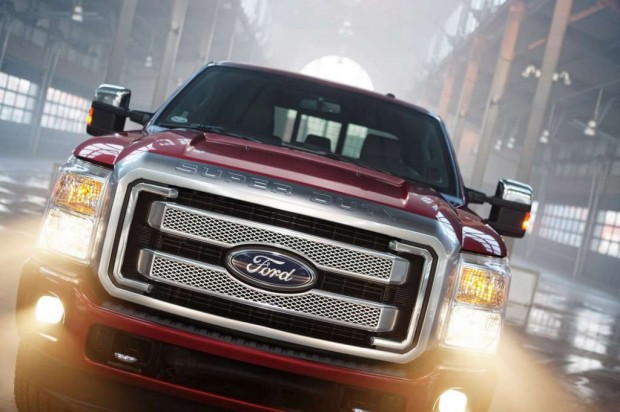 Ford F-Series Super Duty Platinum 2013