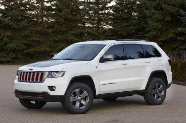 Jeep presentó oficialmente sus concept para el Moab Easter Jeep Safari