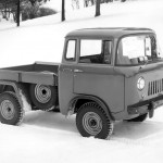 Jeep Mighty FC Concept 03 basado en el Jeep Forward Control 1956-FC-150-Pick-up