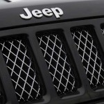 Jeep grilla frontal Altitude Edition