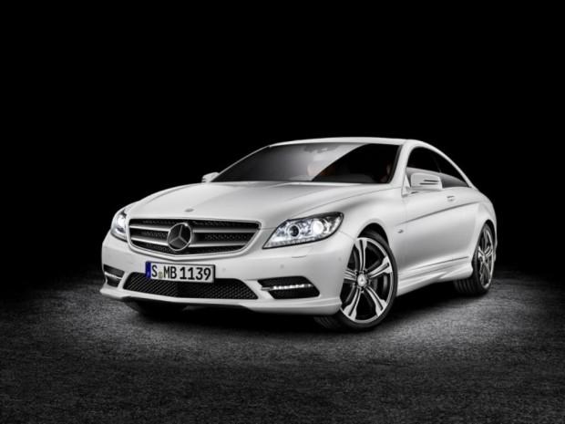 Mercedes Benz CL Grand Edition