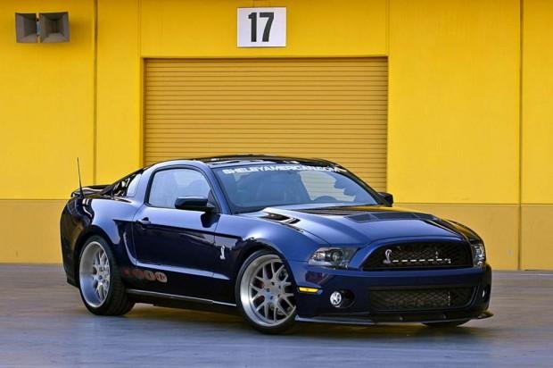 Ford Mustang GT500 potenciado por Shelby con 950 HP