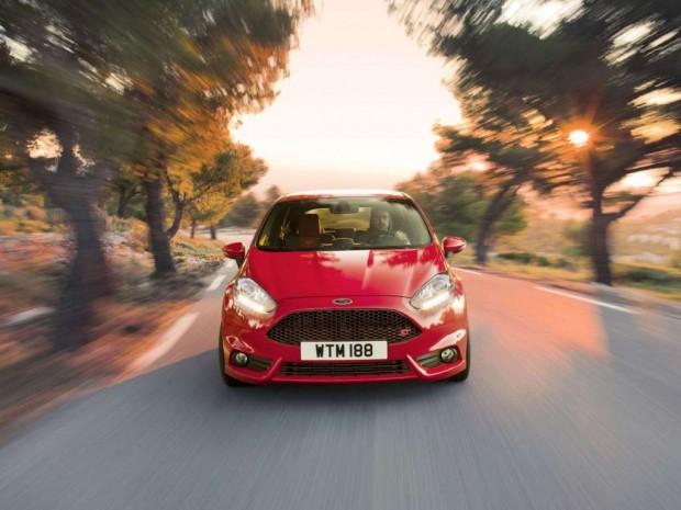 Nuevo Ford Fiesta ST 2013