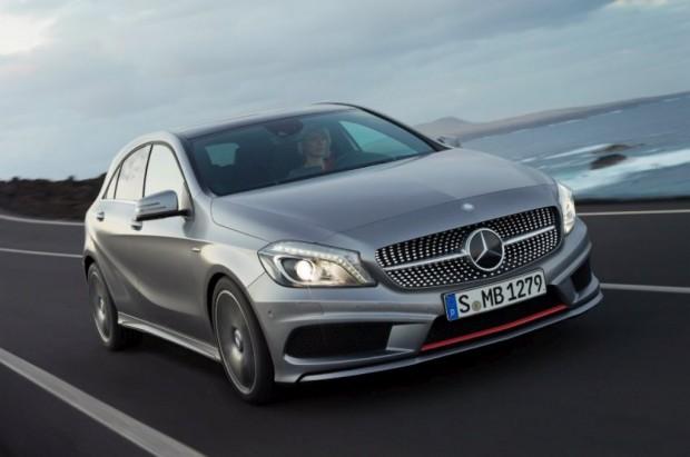 Nuevo Mercedes Clase A, fotos oficiales