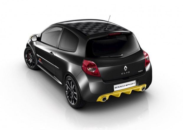 Renault Clio Red Bull Racing RB7, edición limitada