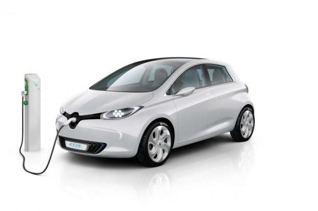 Renault Zoe Electric de producción 2013
