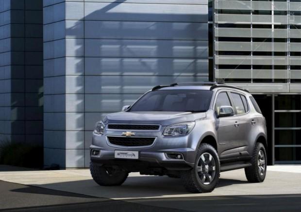 Nueva Chevrolet Trailblazer 2013