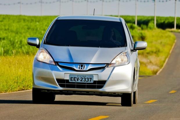 Honda Fit 2013, renovado
