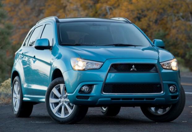 Mitsubishi Outlander Sport recibe el premio Top Safety Pick de la IIHS