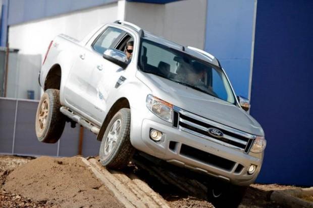 Nueva Ford Ranger, más videos