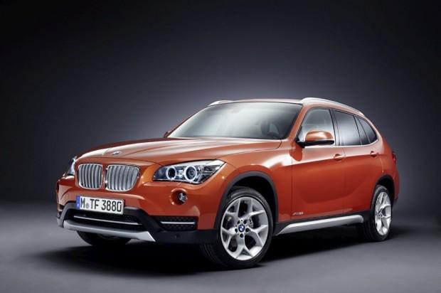BMW X1 Restyling 2013