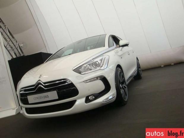 Citroën DS5 Hybrid4 video oficial