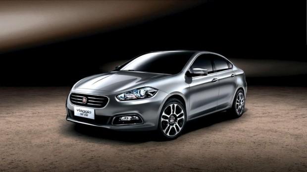 Fiat Viaggio, presentación oficial en Pekin