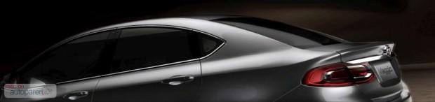 Fiat Viaggio, primeras imágenes oficiales