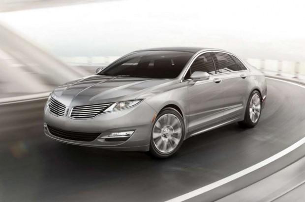 Nuevo Lincoln MKZ 2013