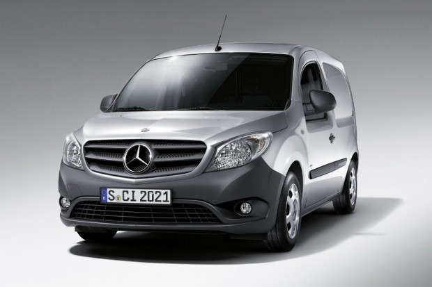 Mercedes Benz Citan 2013