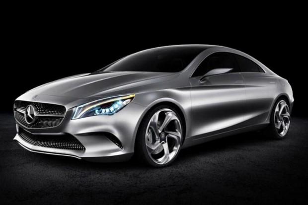 Mercedes Benz Concept Style Coupe