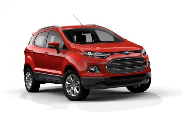 Nueva Ford EcoSport, presentación en Beijing