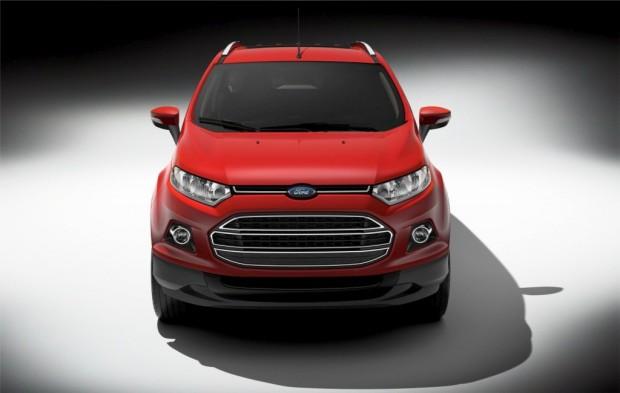 Nueva Ford Ecosport Titanium