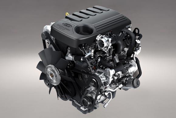Nueva Ford Ranger 2012, Motor Diesel Puma