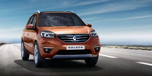 Nuevo Renault Koleos: salvajemente sofisticado para Colombia