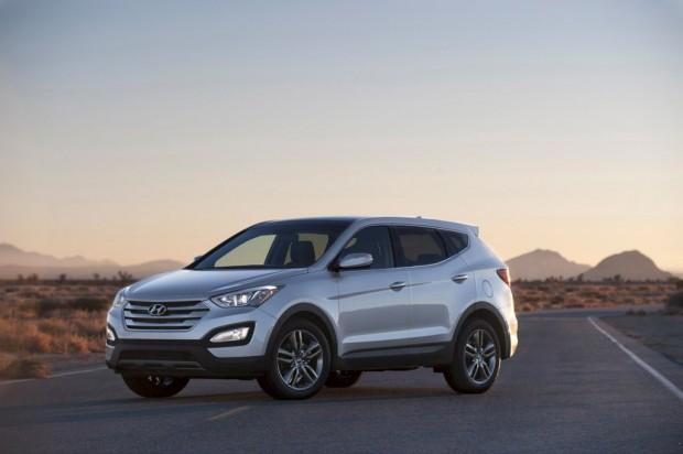 Nueva Hyundai Santa Fe 2013