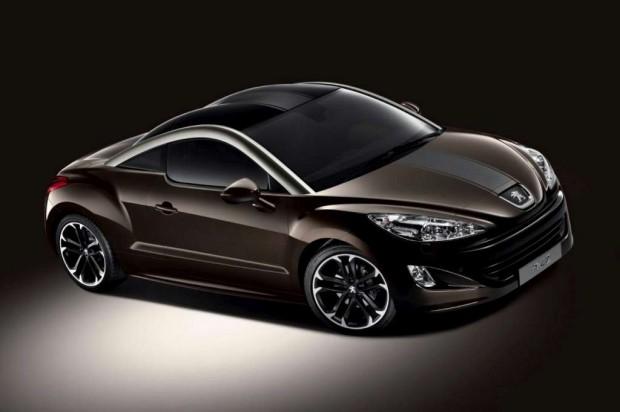 Peugeot RCZ Brownstone edición especial