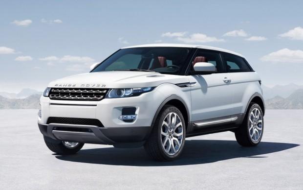 Range Rover Evoque desde 74.900 dolares