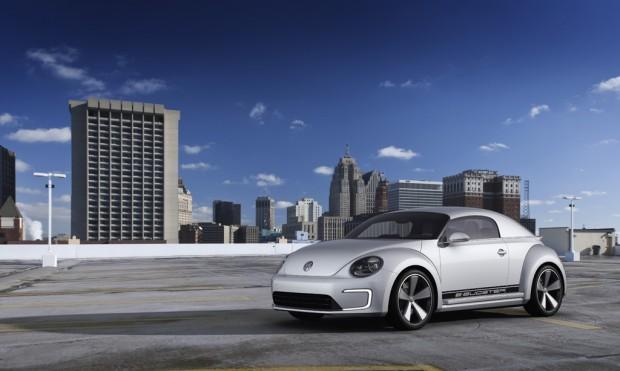 Volkswagen  E-bugster 2012