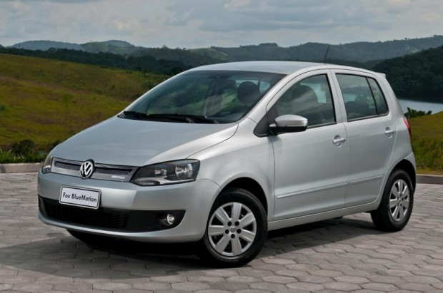 Volkswagen Fox BlueMotion, disponible en Brasil