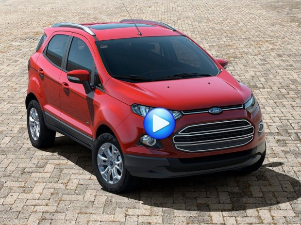 Video: Nueva Ford Ecosport 2012