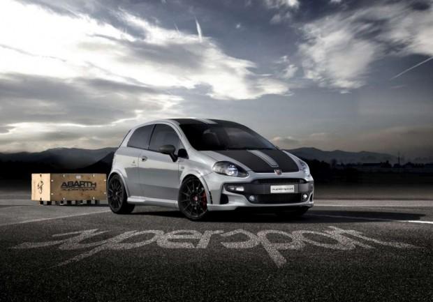 Abarth Punto Supersport con 180 CV de potencia y gran aceleración