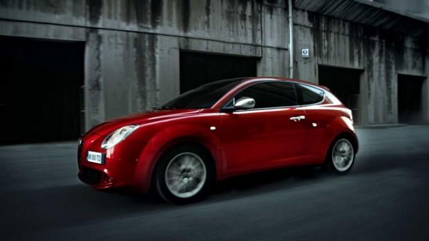 Alfa Romeo Mito Upload