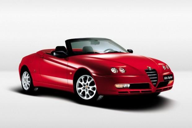 El próximo Alfa Romeo Spider estará basado en el Mazda MX-5
