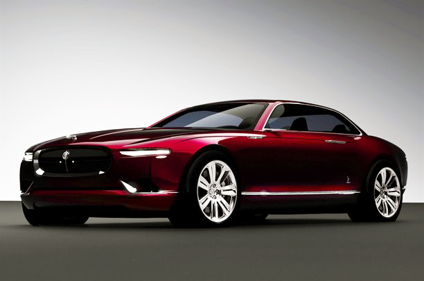 Bertone-Jaguar B99 en el Concurso de Elegancia de Villa del Este