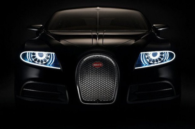 Bugatti Galibier 16C, video promocional