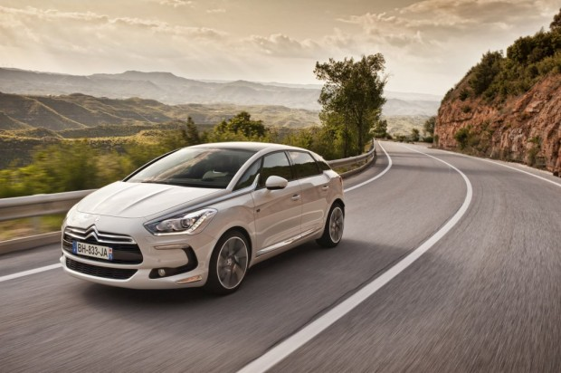 Citroen DS5 Hybrid4, premiado en España