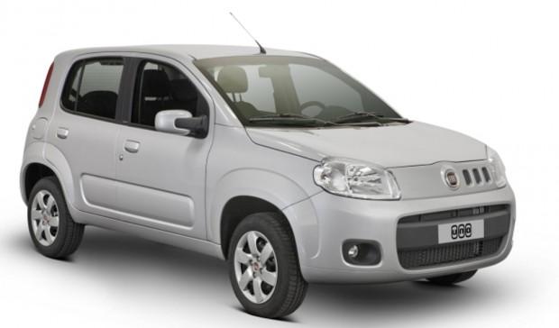 Nuevo Fiat Uno gama 2013 con nuevos items de serie