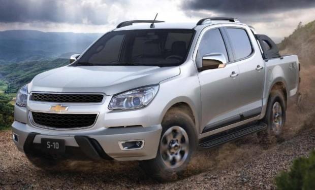 Nueva Chevrolet S10 Cabina doble LT desde 184.540 pesos
