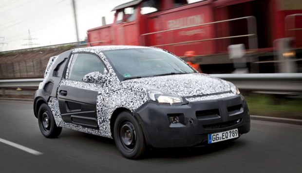 Opel Adam, modelo de entrada de gama