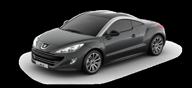 Peugeot RCZ Carbon Concept, serie especial por $264.130