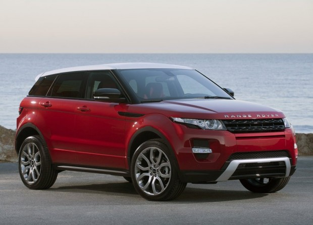 Range Rover Evoque disponible en Argentina desde USD 74.900