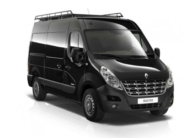 Renault Master con mejor performance operativa