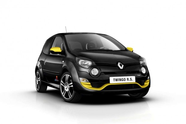 Renault Twingo R.S. Red Bull Racing RB7, un tributo a la  performance deportiva