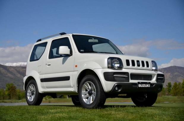 Suzuki Jimny Shiro, edición especial italiana